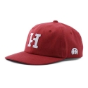 홀리선(HORLISUN) HS ULTIMATE LOGO BALLCAP RED