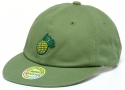 제니멀(ZANIMAL) PINEAPPLE BALLCAP L/GREEN