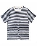 아웃스탠딩(OUTSTANDING) SAILOR BORDER TEE [NAVY]