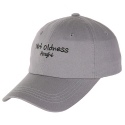 아잇(AIIIGHT) [Aiiight] Not Oldness Ball Cap Gray