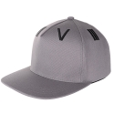 [Aiiight] Round Roma Number Snap Back Gray