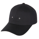 아잇(AIIIGHT) [Aiiight] Two Simple Hole Ball Cap Black