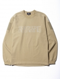 MIL VELCRO SWEAT (TAN)