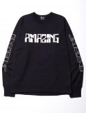 오픈오드(OPN ODD) GK RAGLAN SLEEVE SWEAT (BLACK)