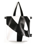 리블랭크(REBLANK) TYPO CROSS&SHOPPER BAG_ALPA