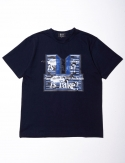 STRUCTURE TEE (NAVY)