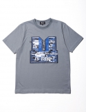 STRUCTURE TEE (GREY)