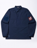 TACTICAL SHIRT (NAVY)