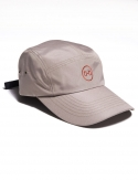 CAMP CAP WITH LONG BRIM (KHAKI)