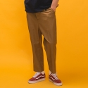 센트머리(CENTMARY) CROP WIDE SLACKS_BEIGE