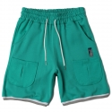 로맨틱크라운(ROMANTIC CROWN) [ROMANTICCROWN] 0909 SWEAT SHORT PANTS_MINT