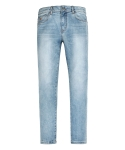 콰이트(QUITE) [콰이트] Jovi Cropped Denim Pants