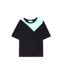 메리먼트(MERRIMENT) STITCH T (2COLOR)