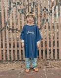 스웨트펑크(SWEATFUNK) Short tee_Navy