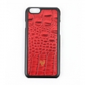 디오디(DOD) iPhone_Crocodile skin Red