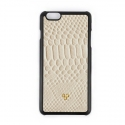 디오디(DOD) iPhone_Snakeskin Ivory