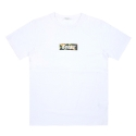 센스스튜디오(SENSE DES STUDIOS) [센스스튜디오] SENSE des STUDIOS - TROPICAL BOX LOGO T (White)
