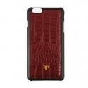 디오디(DOD) iPhone_Crocodile skin Dark brown