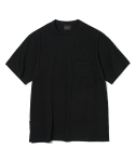 유니폼브릿지(UNIFORM BRIDGE) 17ss 10s heavyweight pocket tee black