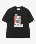 디스이즈네버댓(THISISNEVERTHAT) DEAD LEAVES TEE BLACK