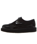 릴리즘프로덕트(RELIZMPRODUCT) RELIZMPRODUCT Black Leather Creepers
