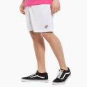 오드퓨처(ODD FUTURE) OF LOGO MESH SHORTS WHITE