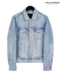 피스워커() Denim Armor 592 - Light Blue / Standard