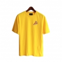 런디에스(RUNDS) RUNDS basic t-shirt (yellow)