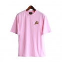 런디에스(RUNDS) RUNDS basic t-shirt (pink)