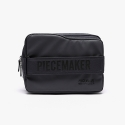 피스메이커(PIECE MAKER) NEW FOLDER BOX WAIST BAG (CHARCOAL)