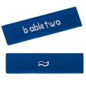 [UNISEX] Logo Hair Band (BLUE)