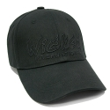 Wicked Lettering 6P Cap Black