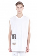 BABEL SLEEVELESS WHITE