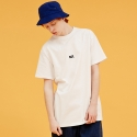 사이언티스트(SCIENTIST) COLD WAR CCCP T SHIRTS (WHITE)