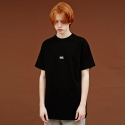 사이언티스트(SCIENTIST) COLD WAR USA T SHIRTS (BLACK)