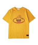 비디알(VDR) SURVIVOR T-SHIRT [Deep Yellow]