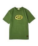 비디알(VDR) OBG T-SHIRT [Sap Green]