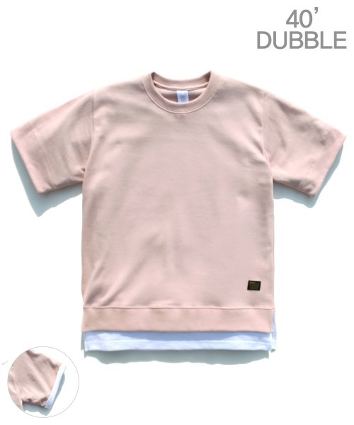 제멋_[제멋]Layered rollup t-shirts indipink(2026)