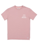 인사일런스(INSILENCE) USE LOOSE FIT TEE (PINK)