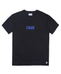 인사일런스(INSILENCE) TUNE LOOSE FIT TEE (BLACK)