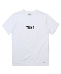 인사일런스(INSILENCE) TUNE LOOSE FIT TEE (WHITE)
