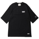 라이크어라이언(LIKE A LION) Lazyhood Collaboration Boarder T-shirts with Loptimist