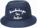 제니멀(ZANIMAL) BRANDENBURGER BUCKETHAT NAVY