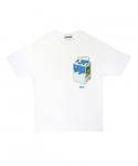 오디나이보이(OHDENYBOY) WHITE MILK T-SHIRT