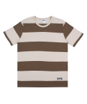 애터27(ATTA27) AT27 Logo Border T _ Olive