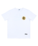 애터27(ATTA27) 10s Surf Sign Logo T _ White