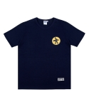 애터27(ATTA27) 10s Surf Sign Logo T _ Navy