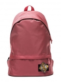 VELCRO PATCH DAY BACKPACK (PINK)