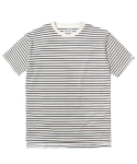 인사일런스(INSILENCE) LOOSE FIT STRIPE TEE (IVORY)