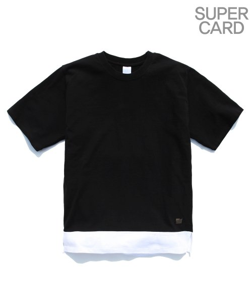 제멋_[제멋]5 - incision short tee black(2021)